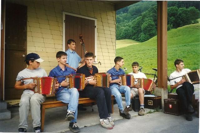 junge Musikanten