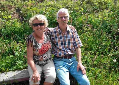 Doris und Sepp