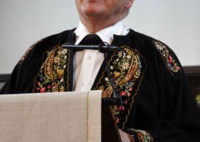 Alois Gabriel als Moderator