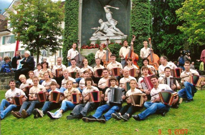 Gruppenfoto 2007
